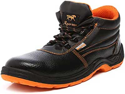Best 10 Safety Shoe Brands In India