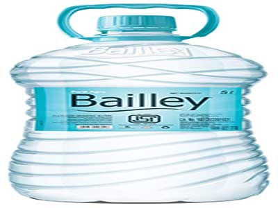 bailley top mineral water brands