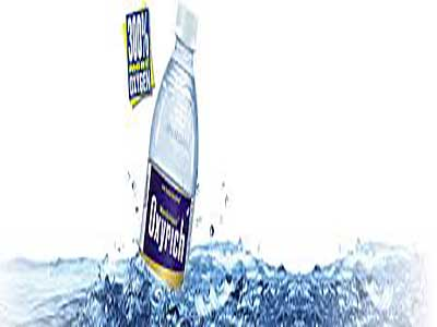oxyrich top mineral water brands in india