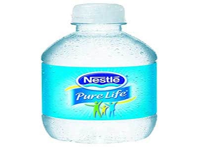pure life mineral water brands